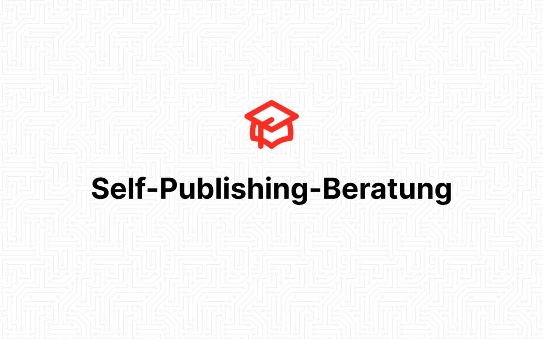 Self-Publishing-Beratung