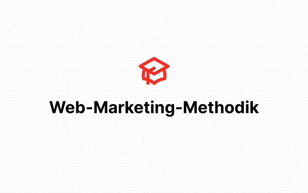 Web-Marketing-Methodik